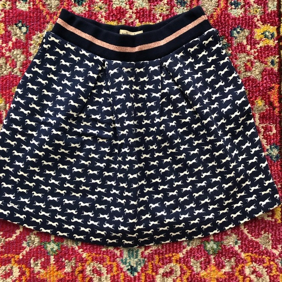 Boden Other - Boden Johnnie B skirt 9-10 CUTE!!